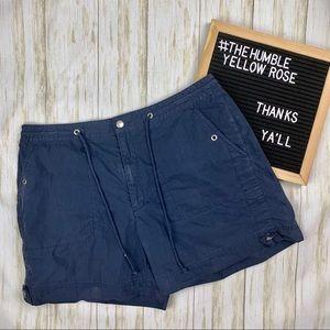 🌻4/18$ Sonoma Blue Shorts